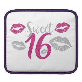 dulce-dieciséis funda para iPad