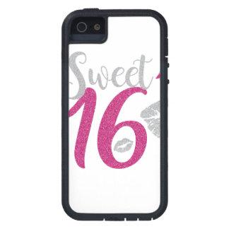 dulce-dieciséis funda para iPhone SE/5/5s