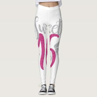 dulce-dieciséis leggings