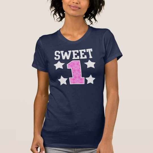 Dulce uno camiseta
