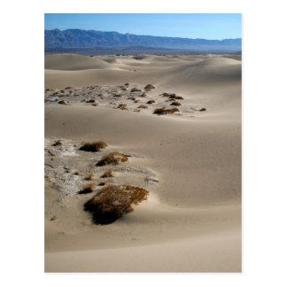 Dunas 3 de Death Valley Postal
