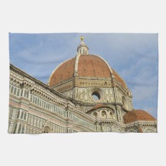 Duomo de Florencia Italia Paño De Cocina