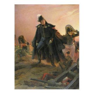 Duque de Angulema en la captura de Trocadero Postal