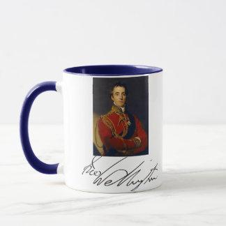 Duque de la taza de Wellington*
