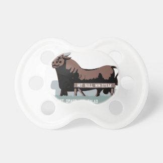 Durham NC Bull Chupetes De Bebe