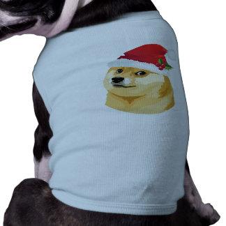 Dux del navidad - dux de santa - perro del navidad