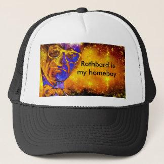 """DWMND """"Rothbard es gorra del camionero de mi"""