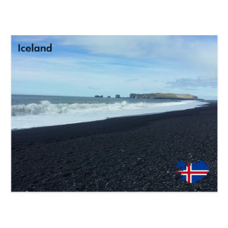 Dyrhólaey, Islandia Postal