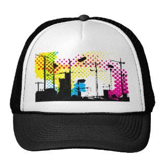 Dystopia urbano gorra