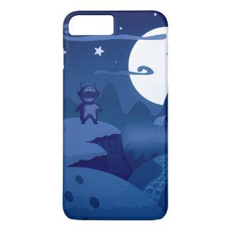 E.T. en la noche Funda Para iPhone 8 Plus/7 Plus