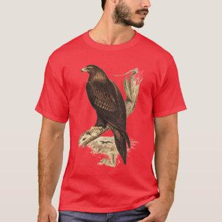 Eagle atado cuña australiana. Ave rapaz enorme Camiseta