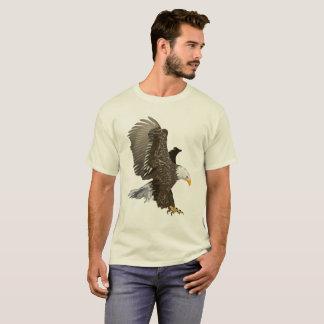 Eagle calvo camiseta
