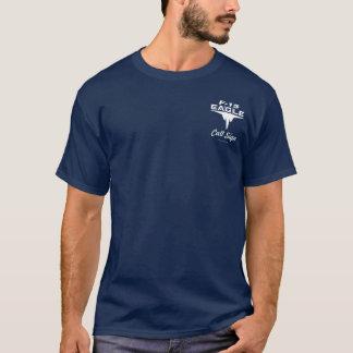 Eagle de alta tecnología - (color oscuro) camiseta