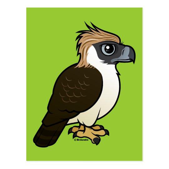 Eagle filipino postal