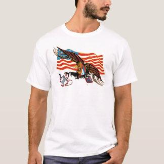 Eagle-Tea-Part-Ver-4 Camiseta