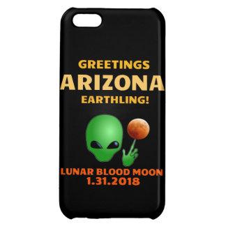 ¡Earthling de Arizona de los saludos! Eclipse
