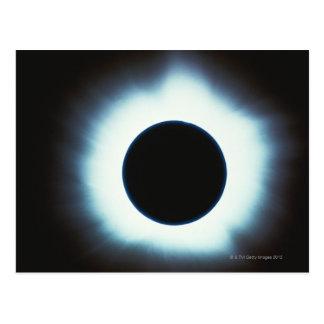 Eclipse solar postal
