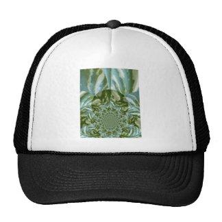 Eco - colores respetuosos del medio ambiente verde gorro