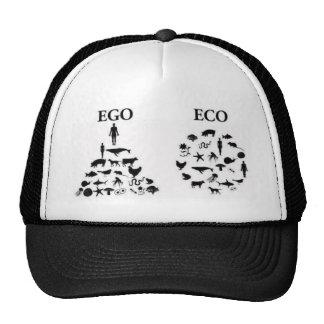 Eco contra ego gorra