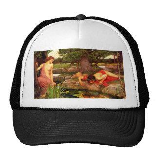 Eco del Waterhouse y gorra del narciso