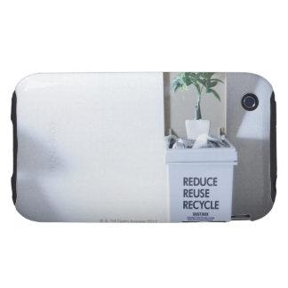 Ecología Tough iPhone 3 Carcasa