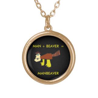 Ecuación de Manbeaver Collar Dorado