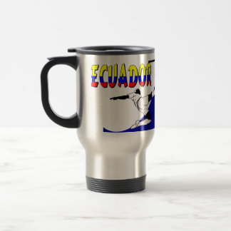 Ecuador Taza De Viaje