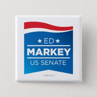 Ed Markey para el botón del senador