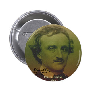 Edgar Allan Poe Pins
