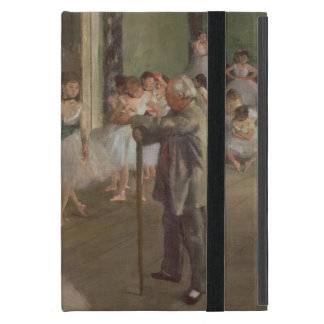 Edgar Degas el | la clase de baile, c.1873-76 iPad Mini Carcasas