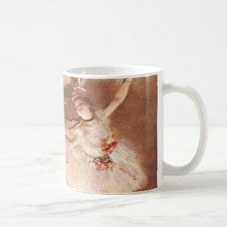 Edgar Degas la taza de la estrella