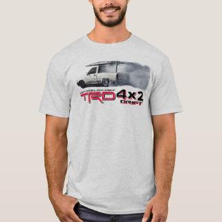 Edición de la deriva de Toyota Tacoma 4x2 TRD Camiseta