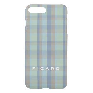 edición de McFig Figaro Seasons Tartan Limited Funda Para iPhone 7 Plus
