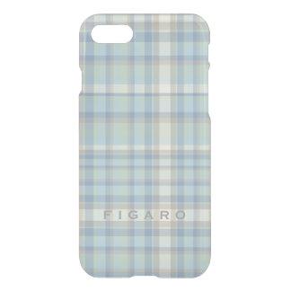 edición de McFig Figaro Seasons Tartan Plaid Funda Para iPhone 7