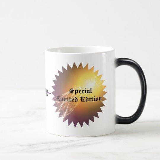 """""""edición de Special Limited"""" - coloree la taza"""