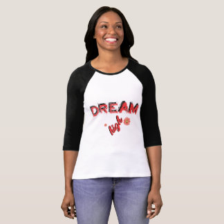 Edición del Ltd: alta camiseta ideal