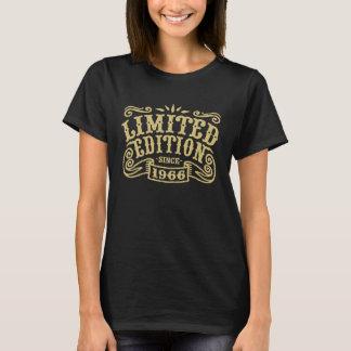 Edición limitada desde 1966 camiseta