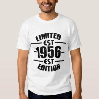 EDICIÓN LIMITADA EST 1956 CAMISETAS