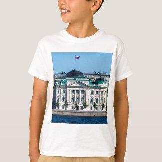 edificio de oficinas de la Soviet-era Camiseta