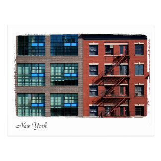 Edificios de Nueva York Postal
