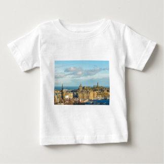 Edimburgo, Escocia Camiseta De Bebé