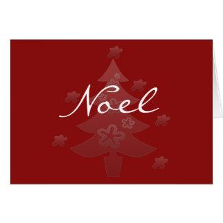 Editable lindos añaden navidad brillante de la tarjeta de felicitación
