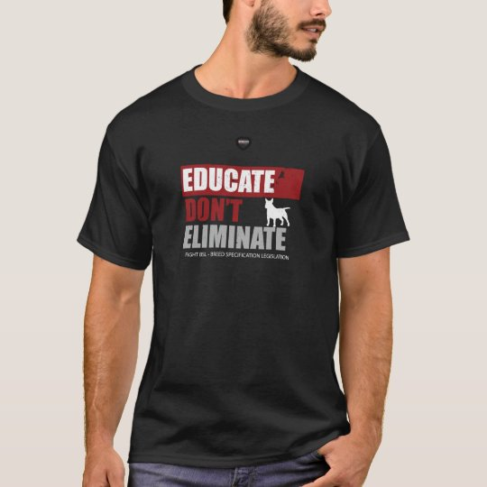EDUQUE - NO ELIMINE (BSL) CAMISETA