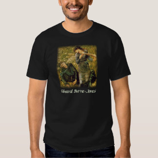 Edward Burne-Jones - el seducir de MERLIN Camiseta