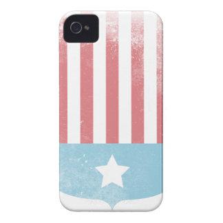 EE UU flag Iphone 4 case