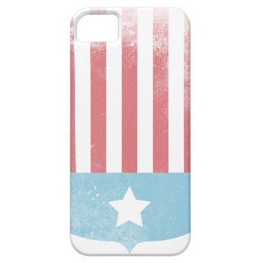 EE.UU. flag Iphone 5 case iPhone 5 Case-Mate Funda