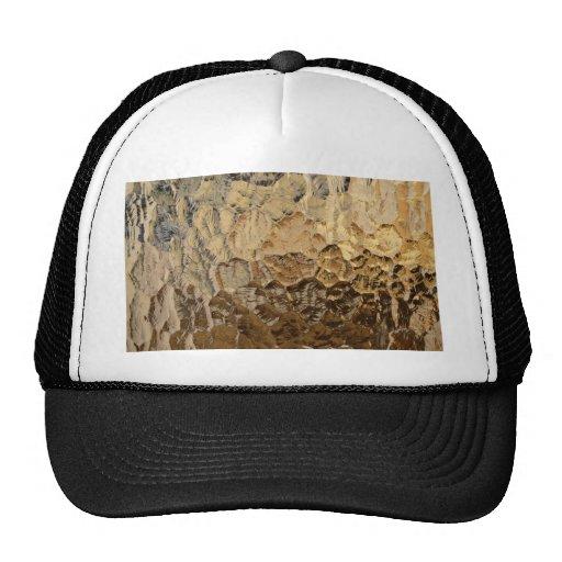 Efecto de cristal gorras de camionero