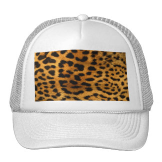 efecto de piel fresco del leopardo gorra