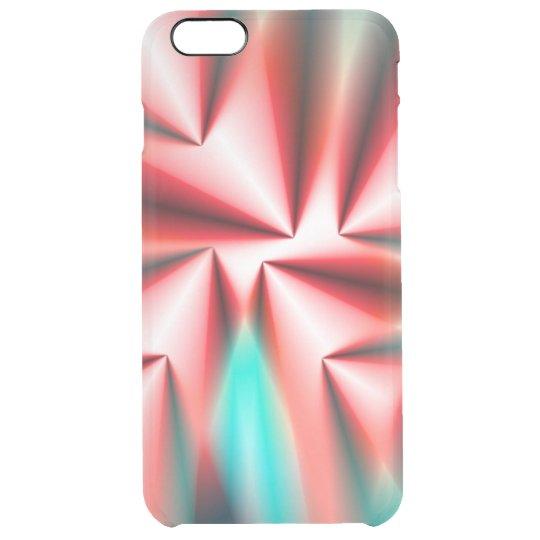 Efecto del color funda transparente para iPhone 6 plus