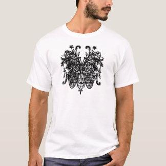Efecto mariposa (b&w) camiseta